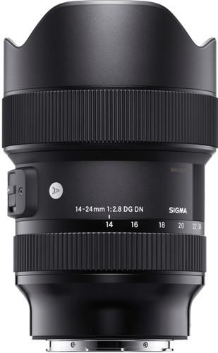 Sigma 14-24mm f/2.8 ART DG DN Sony E Main Image