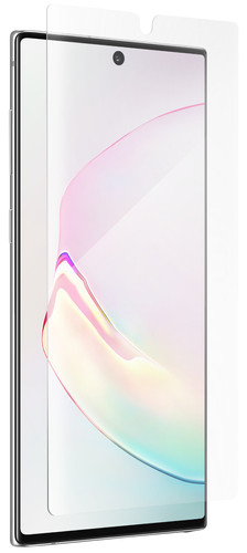 InvisibleShield Ultra Clear Galaxy Note 10 Plus Screenprotector Plastic Main Image