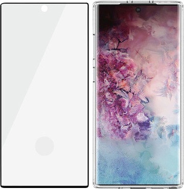 Second Chance PanzerGlass Case Friendly Samsung Galaxy Note 10 Screen Protector Glass Main Image