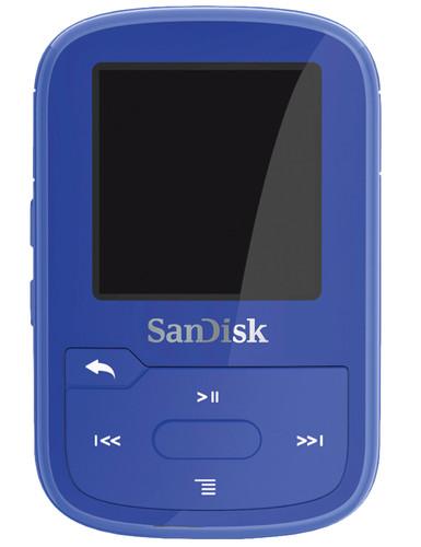Sandisk Clip Sport Plus Blue Main Image