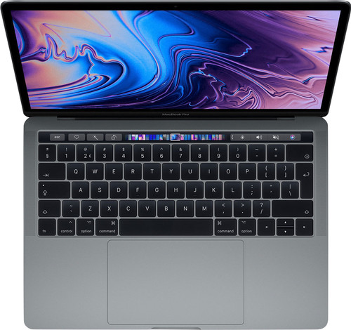 Apple MacBook Pro 13 inches Touch Bar (2019) 16/512GB 1.4GHz Space Gray Main Image