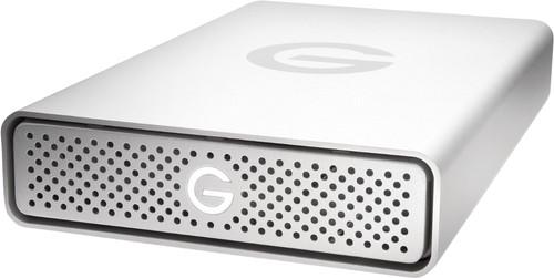 G-Technology G-Drive 6TB Silver Main Image