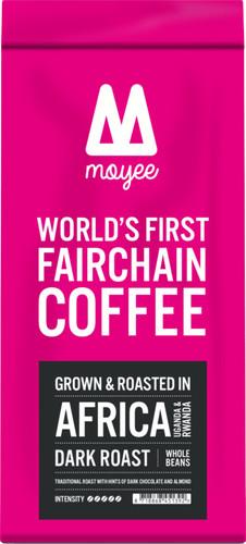 Moyee Dark koffiebonen 0,25 kg Main Image