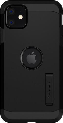 Spigen Tough Armor Apple iPhone 11 Back Cover Zwart Main Image