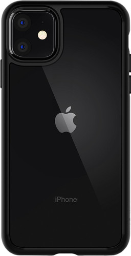 Spigen Ultra Hybrid Apple iPhone 11 Back Cover Zwart Main Image