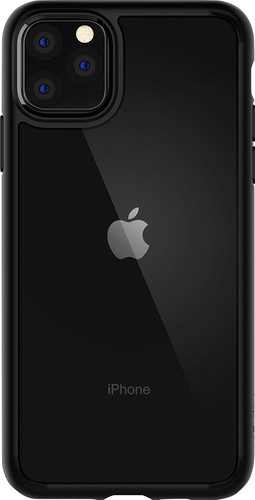 Spigen Ultra Hybrid Apple iPhone 11 Pro Max Back Cover Zwart Main Image