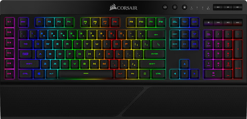 Corsair K57 RGB Wireless Gaming Keyboard QWERTY Main Image