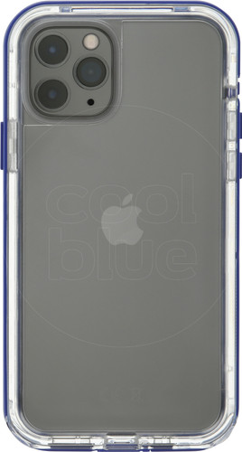 LifeProof Next Apple iPhone 11 Pro Back Cover Blauw Main Image