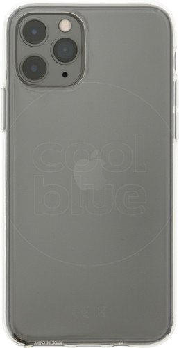 Otterbox Clearly Protected Skin Apple iPhone 11 Pro Back Cover Transparant Main Image