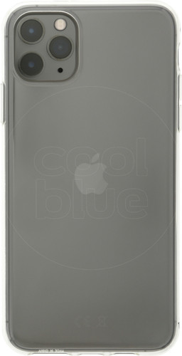 Otterbox Clearly Protected Skin Alpha Glass Apple iPhone 11 Pro Max Full Body Transparant Main Image