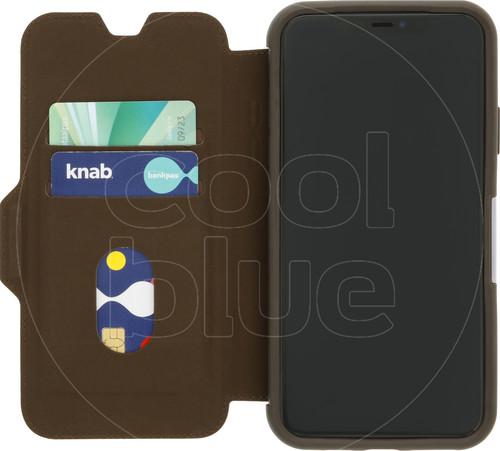 Otterbox Strada iPhone 11 Pro Max Book Case Bruin Main Image