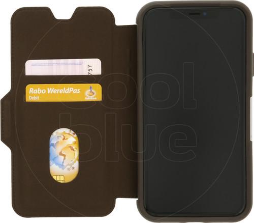 Otterbox Strada iPhone 11 Book Case Bruin Main Image