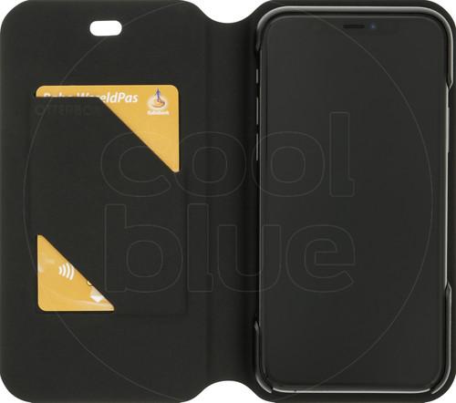 Otterbox Strada Via Apple iPhone 11 Pro Book Case Zwart Main Image