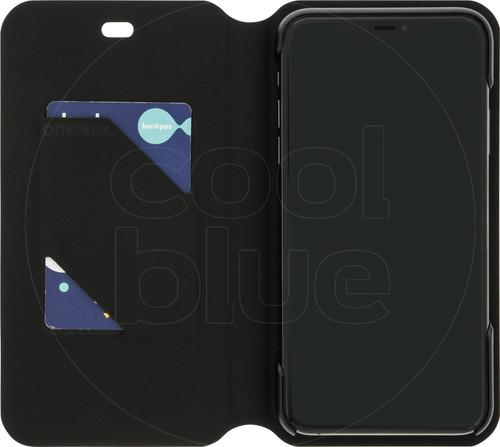 Otterbox Strada Via Apple iPhone 11 Pro Max Book Case Zwart Main Image