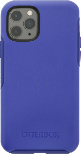 Otterbox Symmetry Apple iPhone 11 Pro Back Cover Blauw Main Image