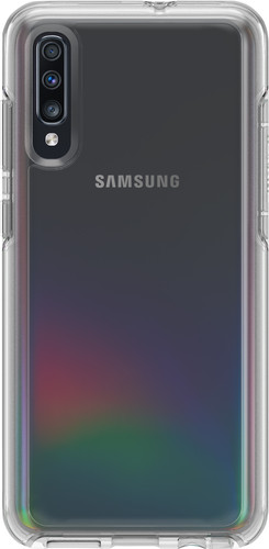 Otterbox Symmetry Samsung Galaxy A70 Back Cover Transparent Main Image