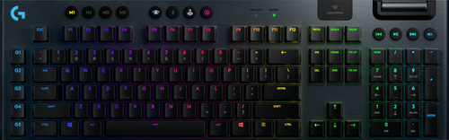 Logitech G915 Lightspeed Wireless RGB Mechanical Gaming Keyboard GL Tactile QWERTY Main Image