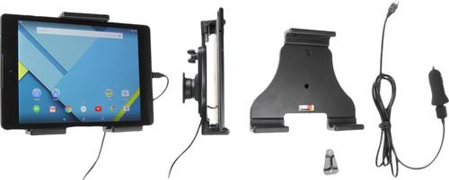 Brodit Universele Autohouder voor Tablets 14 - 19,5 centimeter met Oplader Main Image