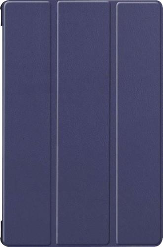 Just in Case Smart Tri-Fold Samsung Galaxy Tab S6 Book Blauw Main Image