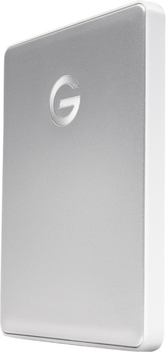 G-Technology G-Drive Mobile USB-C 2TB Silver Main Image