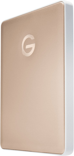 G-Technology G-Drive Mobile USB-C 2TB Gold Main Image