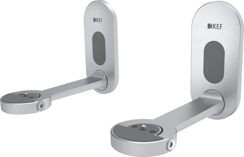 KEF B1 Wall bracket Silver per pair Main Image