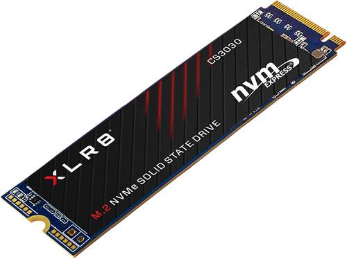 PNY XLR8 CS3030 M.2 NVMe SSD 500GB Main Image