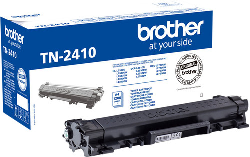 Brother TN-2410 Toner Zwart Main Image