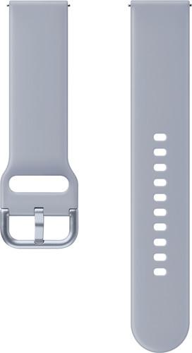 Samsung Galaxy Watch Active 2 Plastic Strap Silver Main Image