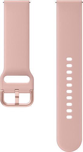 Samsung Galaxy Watch Active 2 Plastic Strap Pink Main Image