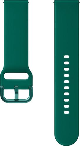 Samsung Galaxy Watch Active 2 Kunststof Bandje Groen Main Image