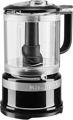 KitchenAid 5KFC0516EOB Black Main Image