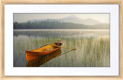Meural Canvas Birch wood 21.5 inches Main Image