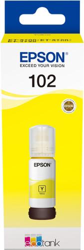Epson 102 Ink Bottle Yellow Main Image