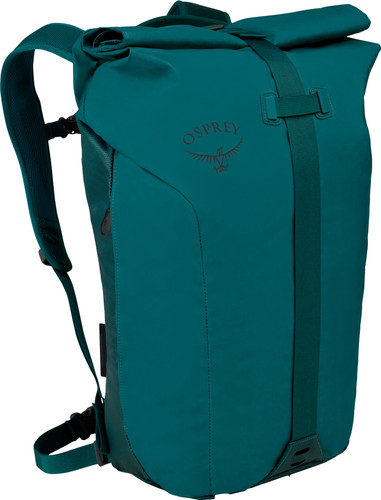 Osprey Transporter Roll 15 inches Westwind Teal 25L Main Image