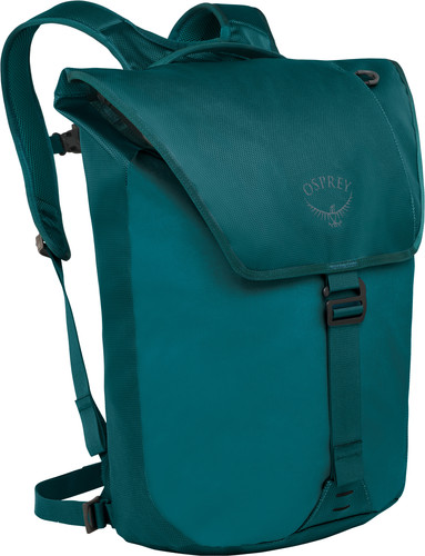 Osprey Transporter Flap 15 inches Westwind Teal 20L Main Image