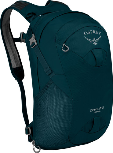 "Osprey Daylite Travel 15"" Petrol Blue 24L Main Image"