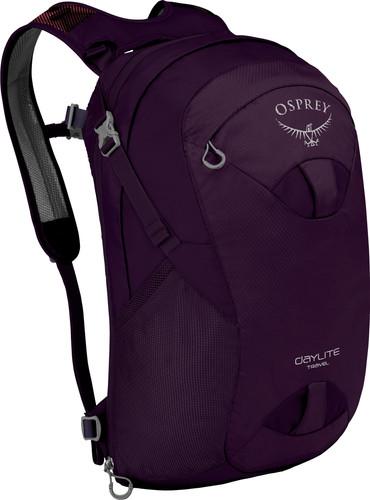 "Osprey Daylite Travel 15"" Amulet Purple 24L Main Image"