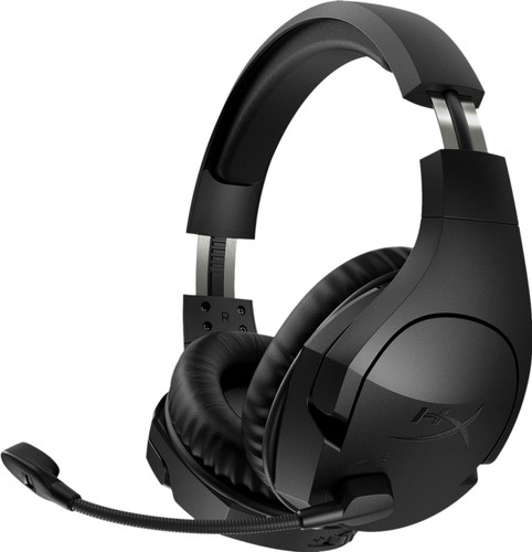 HyperX Cloud Stinger Wireless Gaming Headset PS4 / PC Black Main Image