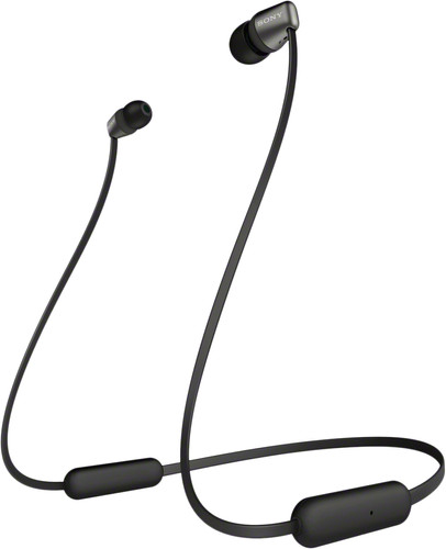Sony WI-C310 Zwart Main Image