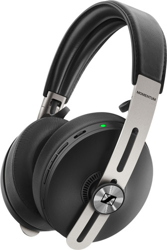 Sennheiser Momentum Wireless 3.0 Black Main Image