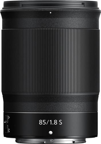 Nikon Nikkor Z 85mm f/1.8 S Main Image