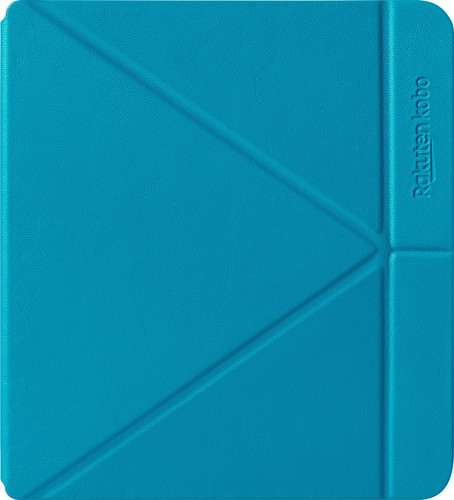 Kobo Libra H2O Sleep Cover Blauw Main Image
