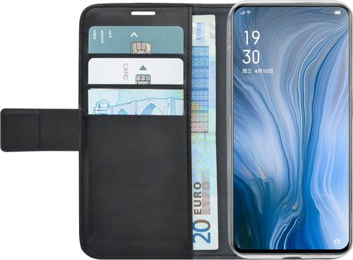 Azuri Wallet OPPO Reno Book Case Zwart Main Image