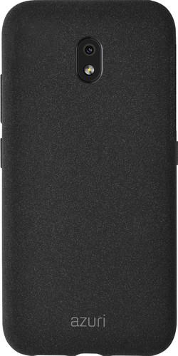 Azuri Flexible Sand Nokia 2.2 Back Cover Zwart Main Image