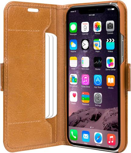DBramante1928 Copenhagen Apple iPhone 11 Pro Max Book Case Bruin Main Image