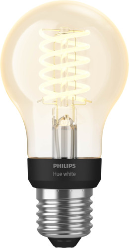Philips Hue Filament Light White Standard E27 Bluetooth Main Image