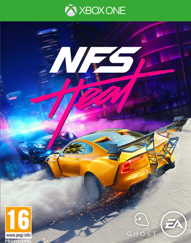 Need for Speed: Heat Xbox One Main Image