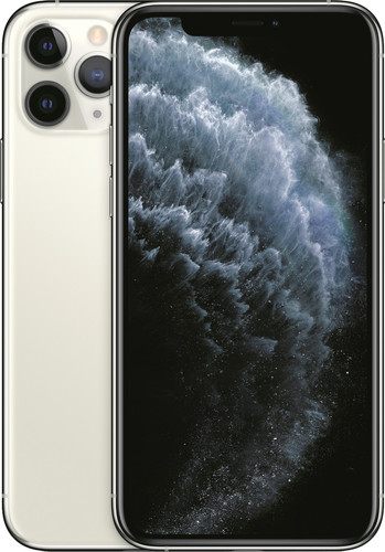 Apple iPhone 11 Pro 64 GB Zilver Main Image