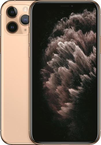 Apple iPhone 11 Pro 256 GB Goud Main Image